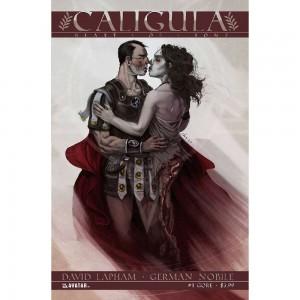 CALIGULA HEART OF ROME GORE COVERS SET (6CT) (MR) (C: 0-1-2)