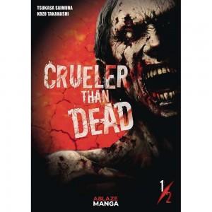 CRUELER THAN DEAD GN VOL 01 (MR) (C: 0-1-1)