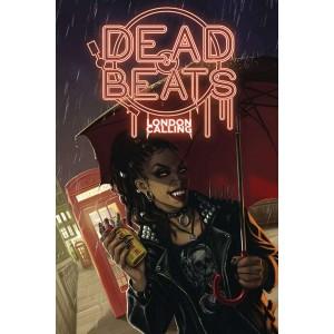 DEAD BEATS LONDON CALLING HORROR ANTHOLOGY GN (MR) (C: 0-1-0