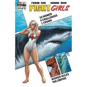 FIGHT GIRLS #3