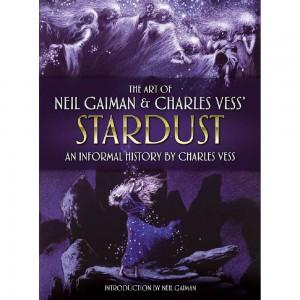 ART NEIL GAIMAN & CHARLES VESS STARDUST HC (C: 0-1-1)