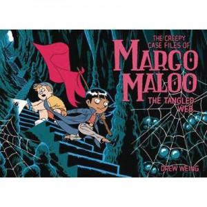 CREEPY CASE FILES MARGO MALOO HC GN VOL 03 TANGLED WEB (C: 1