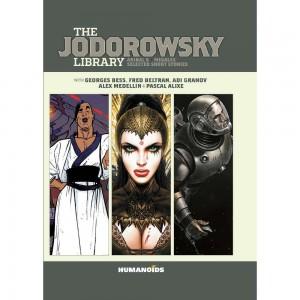 JODOROWSKY LIBRARY ED MEGALEX HC (MR) (C: 0-1-2)