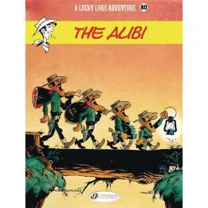 LUCKY LUKE TP VOL 80 THE ALIBI (C: 0-1-1)
