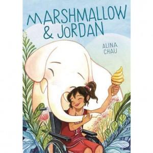 MARSHMELLOW & JORDAN HC GN (C: 0-1-0)