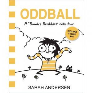 ODDBALL SARAHS SCRIBBLES COLLECTION SC (C: 0-1-0)