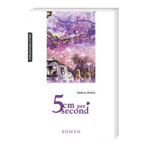 5 Centimeters per Second - Roman
