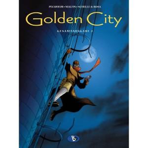 Golden City Gesamtausgabe 2