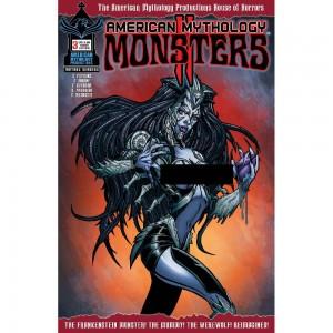AMERICAN MYTHOLOGY MONSTERS VOL 2 #3 CVR B RACY (MR)