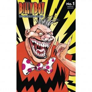 BILLY BOY SGN ED #1 (MR)