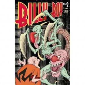 BILLY BOY SGN ED #2 (MR)