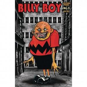 BILLY BOY SGN ED #3 (MR)
