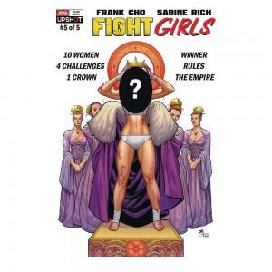 FIGHT GIRLS #5