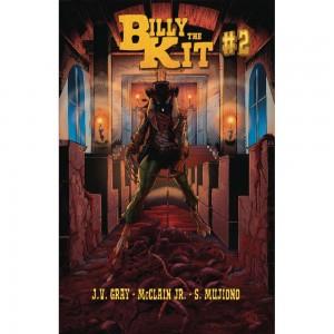 BILLY THE KIT #2