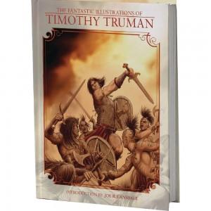 FANTASTIC ILLUSTRATIONS OF TIMOTHY TRUMAN HC (C: 0-1-1)