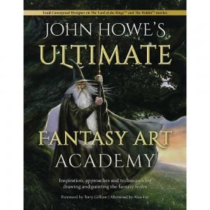 JOHN HOWES ULTIMATE FANTASY ART ACADEMY SC (C: 0-1-1)