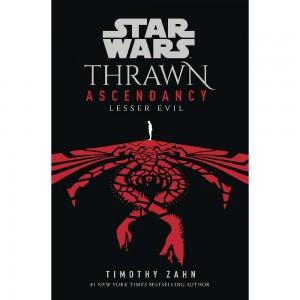 STAR WARS THRAWN ASCENDANCY HC BOOK 03 LESSER EVIL (C: 0-1-0