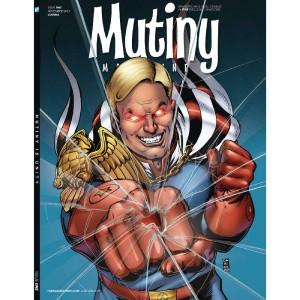 MUTINY MAGAZINE #1 CVR A ROBERTSON (MR) (C: 0-1-1)