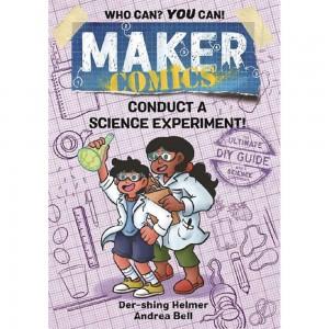 MAKER COMICS HC GN CONDUCT SCIENCE EXPERIMENT (C: 0-1-0)