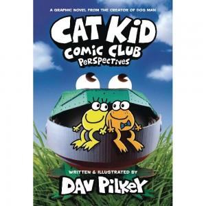 CAT KID COMIC CLUB HC GN VOL 02 PERSPECTIVES (C: 0-1-0)