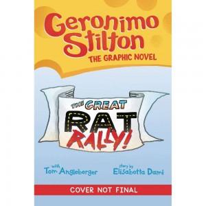 GERONIMO STILTON GRAPHIX GN VOL 03 GREAT RAT RALLY (C: 1-1-0