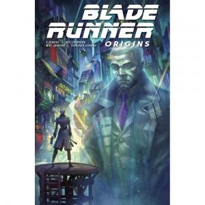 BLADE RUNNER ORIGINS #8 CVR A QUAH (MR)