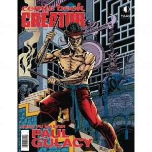 COMIC BOOK CREATOR #27 (C: 0-1-1)