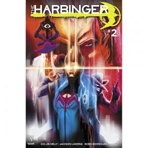 HARBINGER (2021) #2 CVR A RODRIGUEZ