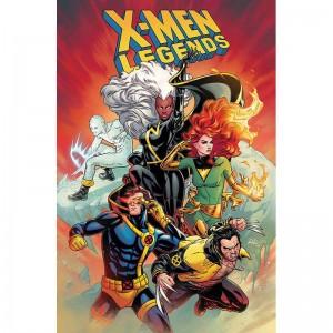 X-Men Legends (2021) 1: Der letzte Summers Variant (333)