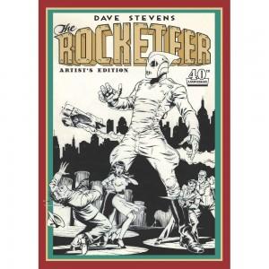 DAVE STEVENS ROCKETEER ARTISTS ED HC (Net) (C: 0-1-1)