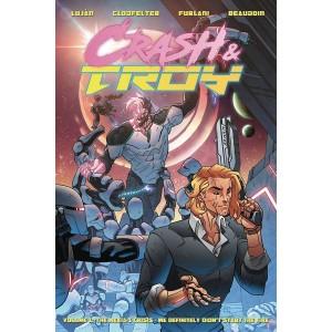CRASH & TROY TP (C: 0-1-1)