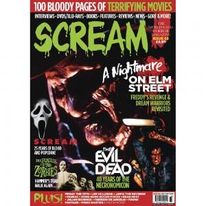 SCREAM MAGAZINE #70 (MR)