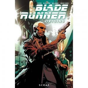 BLADE RUNNER ORIGINS TP VOL 02 SCRAP (MR)