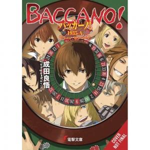 BACCANO LIGHT NOVEL HC VOL 18 (C: 0-1-2)
