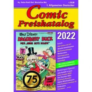 Comic Preiskatalog 2022 HC