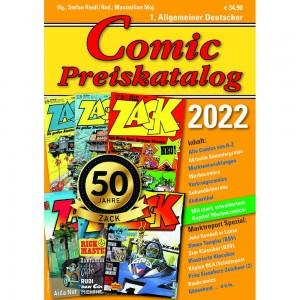 Comic Preiskatalog 2022 SC