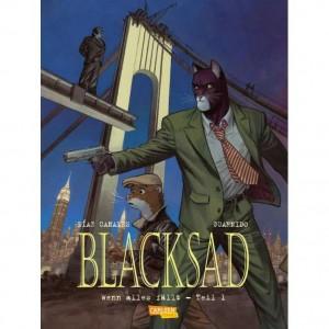 Blacksad 6: Wenn alles fällt - Teil 1