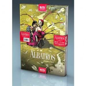 Adventspaket - Albatros: Band 1-3 zum Sonderpreis