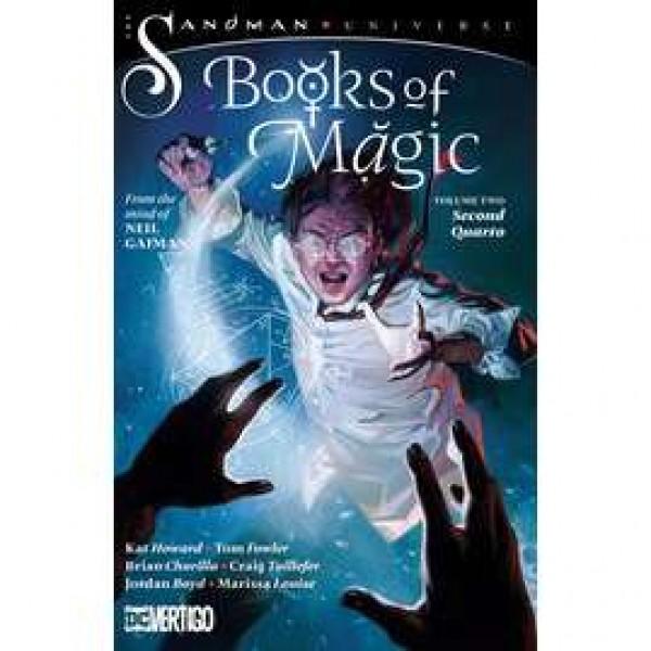 Books of Magic TP Vol 02 (Englisch)