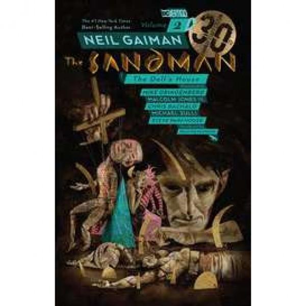 Sandman TP Vol 02 (Englisch)