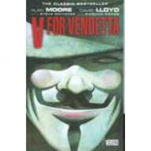 V for Vendetta New Edition TP (Englisch)