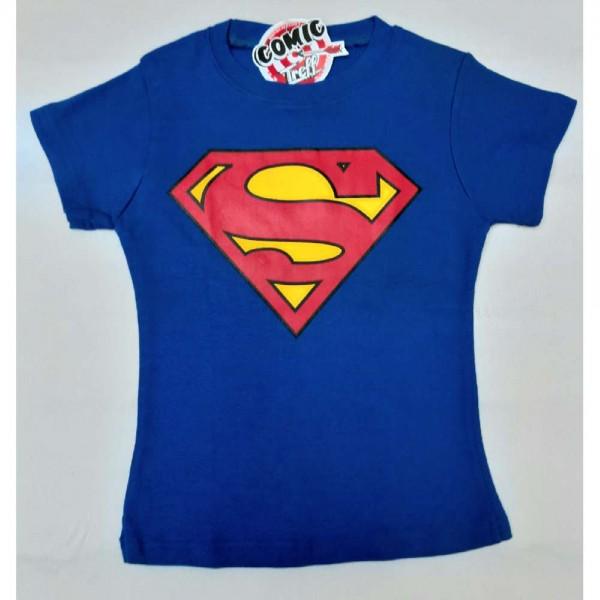 Superman Tshirt/Kinder