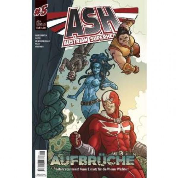 Austrian Super Heroes #05