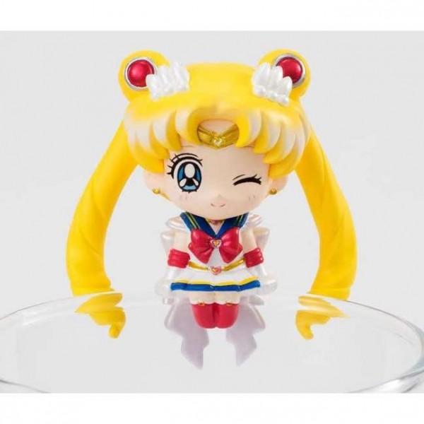 Super Sailor Moon Glas Topper